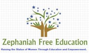 Zephaniah Free Education