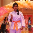 Asian Girl Ambassador Shopna Sathi, karate trainer, NUK, Bangladesh
